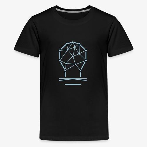 Knalleridee Girl - Teenager Premium T-Shirt
