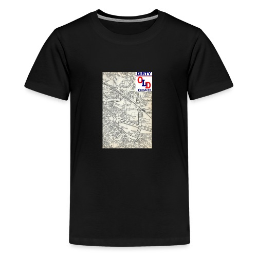 Ardwick - Teenage Premium T-Shirt