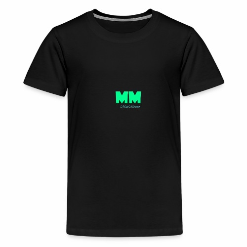 MattMonster Signature logo - Teenage Premium T-Shirt
