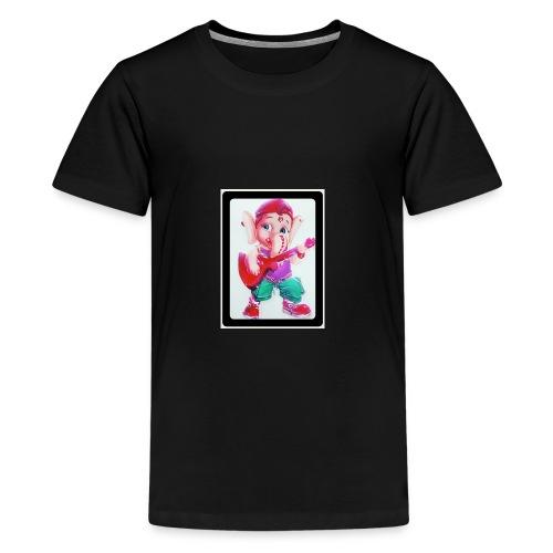 IMG 20161109 231707 732 - Teenage Premium T-Shirt