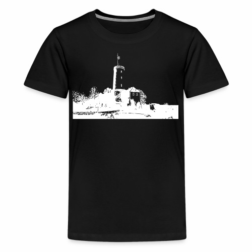 Sparrenburg Bielefeld - Teenager Premium T-Shirt