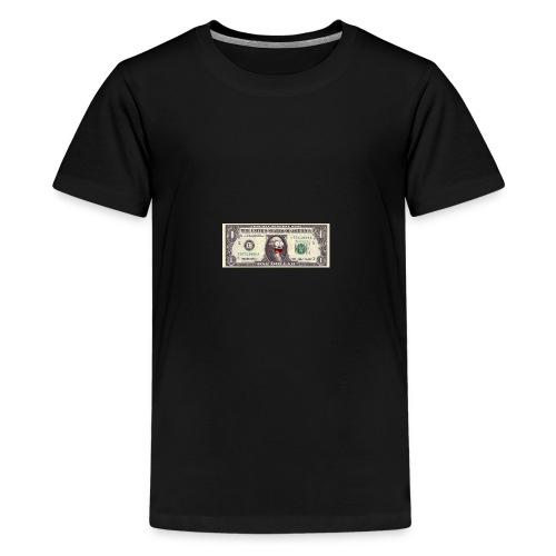 il dollaro trolloso - Maglietta Premium per ragazzi