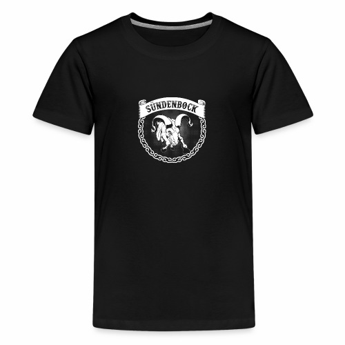 Sündenbock - Teenager Premium T-Shirt