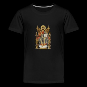 Jesus - Teenage Premium T-Shirt