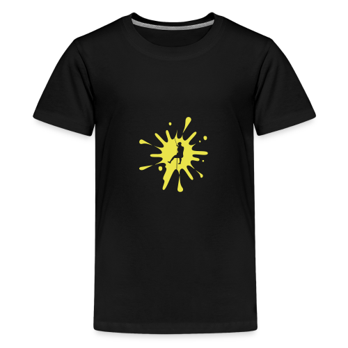 cs Canyoning Splash - Teenager Premium T-Shirt