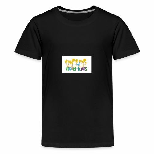 LOGO nord kids - Teenager Premium T-Shirt