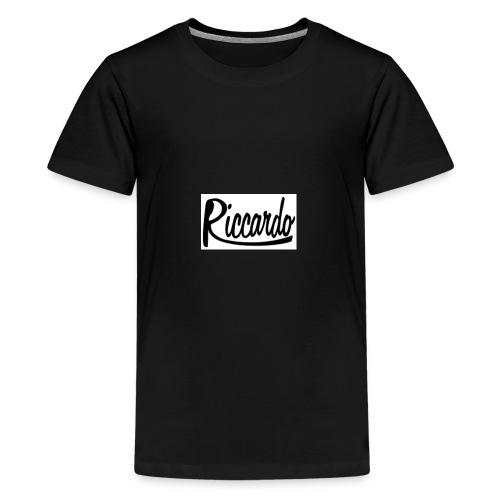 20170708 143054 - Teenager Premium T-Shirt
