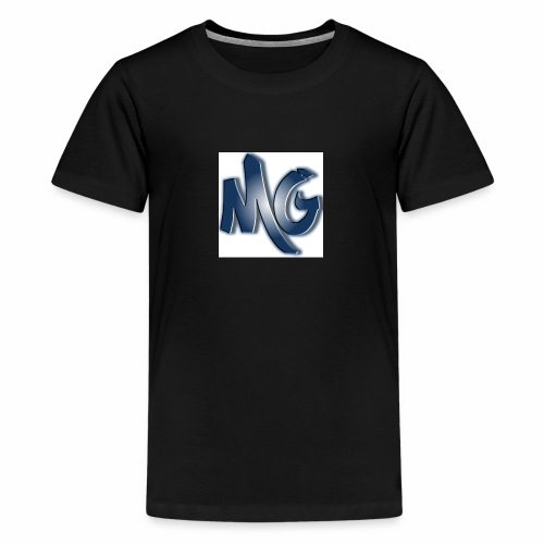 MasterGamer - T-shirt Premium Ado