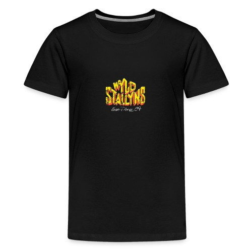 Stallyns logo - Teenage Premium T-Shirt