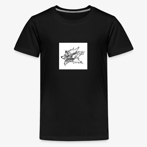 Chien masque - T-shirt Premium Ado
