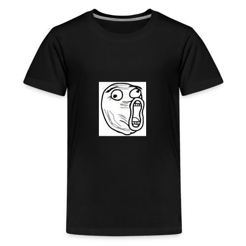 lol guy - Teenager Premium T-shirt
