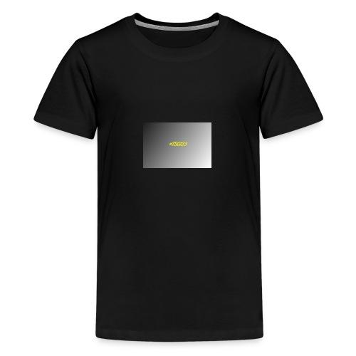 tsg123 logo - Teenage Premium T-Shirt