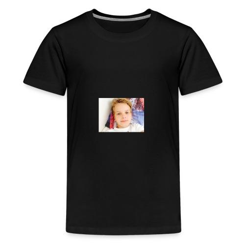 first design - Teenager premium T-shirt