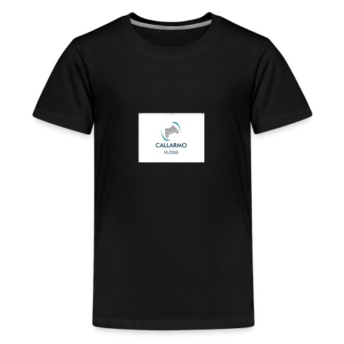 Logo - Teenage Premium T-Shirt