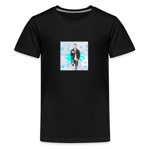 Mein YouTube logo - Teenager Premium T-Shirt