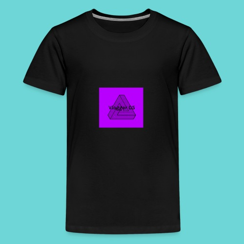 2018 logo - Teenage Premium T-Shirt