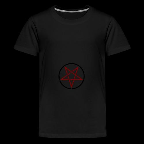 pentagram - Teenage Premium T-Shirt