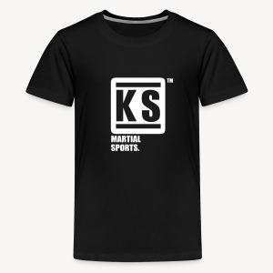 ks martial sport - T-shirt Premium Ado