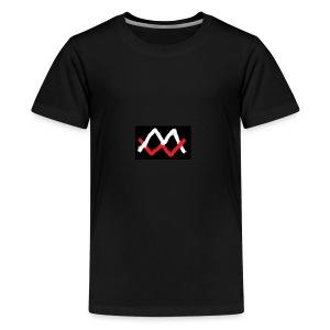 Malhe Würfel - Teenager premium T-shirt
