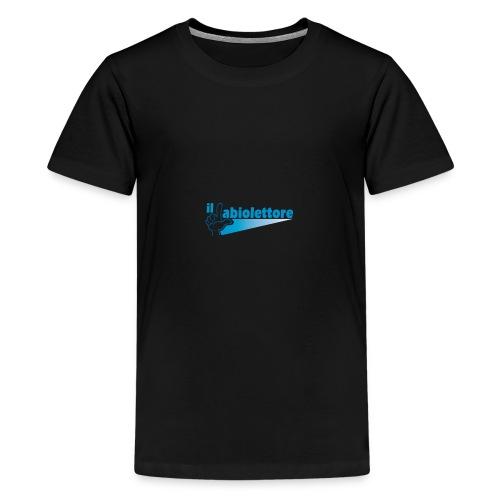 il Labiolettore - Maglietta Premium per ragazzi