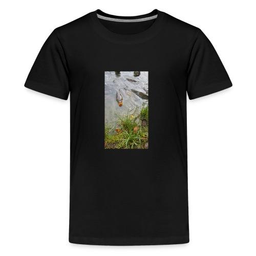 Fisk - Premium-T-shirt tonåring