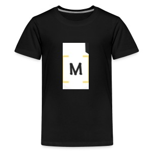 Mr jammy hoodies - Teenage Premium T-Shirt