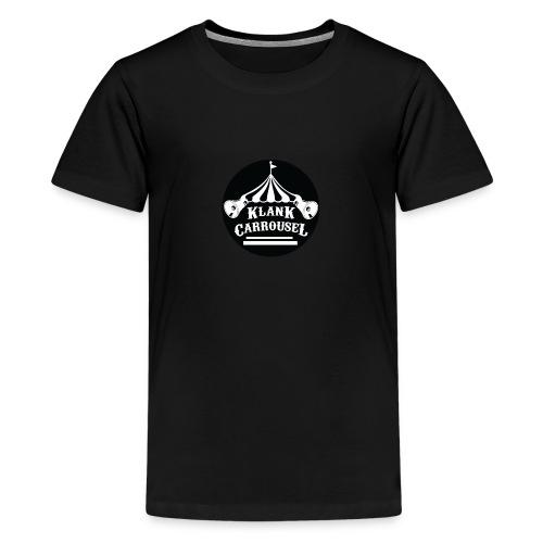 klankcarrousel1 - Teenager Premium T-shirt
