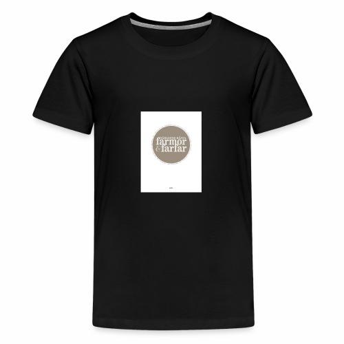 7597DD73 DF61 436F 9725 D1F86B5C2813 - Premium-T-shirt tonåring