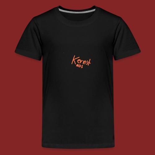 Kernst NDS Logo - Teenager Premium T-Shirt