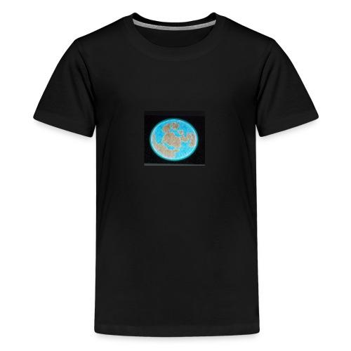 live earth - Camiseta premium adolescente