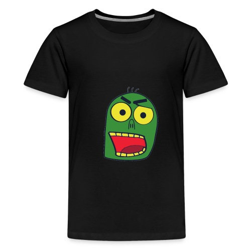zombiekopf - Teenager Premium T-Shirt