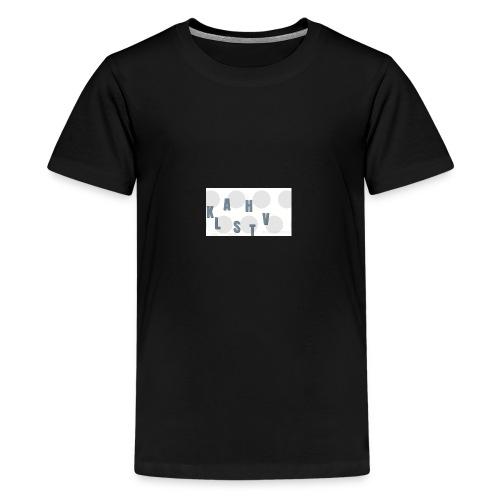 KLASHTV - Premium-T-shirt tonåring