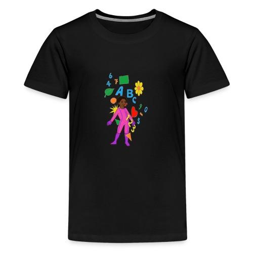 Magentaboy - Teenager Premium T-Shirt