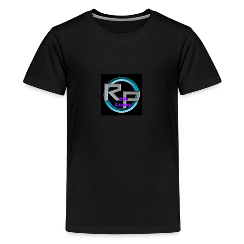 youtube4 logo - Teenage Premium T-Shirt
