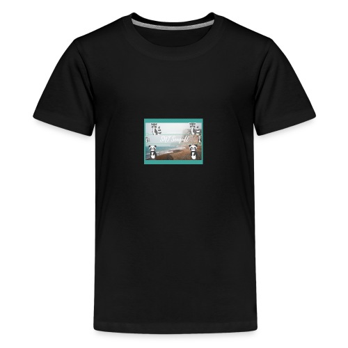 SNT Seagull - Teenage Premium T-Shirt