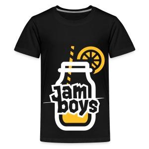 Jam Boy 2 - Teenage Premium T-Shirt