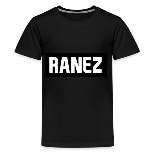 RANEZ MERCH - Teenage Premium T-Shirt
