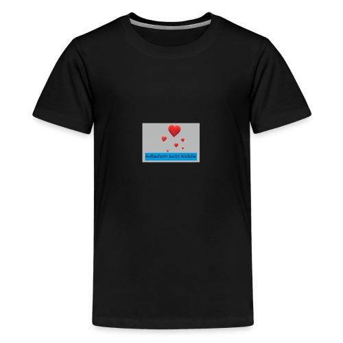 Auflauf - Teenager Premium T-Shirt