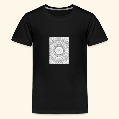 ilusion - Teenager Premium T-Shirt