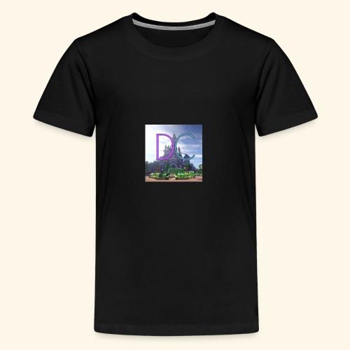 droomcraft - Teenager Premium T-shirt