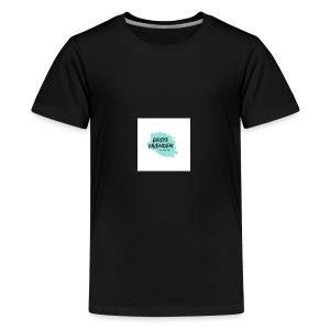 beste vriendeSpace - Teenager Premium T-shirt