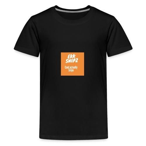 ekk - Teenage Premium T-Shirt
