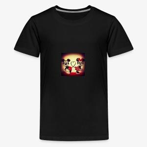hk - T-shirt Premium Ado