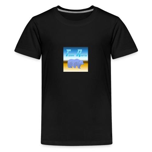 Team Rapid tröja - Premium-T-shirt tonåring