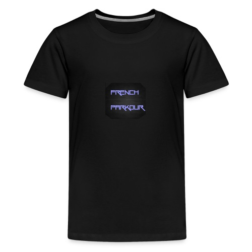 FrenchParkour - T-shirt Premium Ado