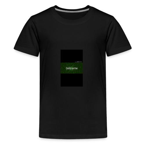Screenshot 2017 10 10 04 23 35 - Teenager Premium T-Shirt