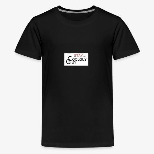 Bro Stay Cool - Teenager Premium T-shirt