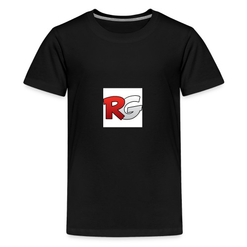 Rakker Gutta fra YT - Premium T-skjorte for tenåringer