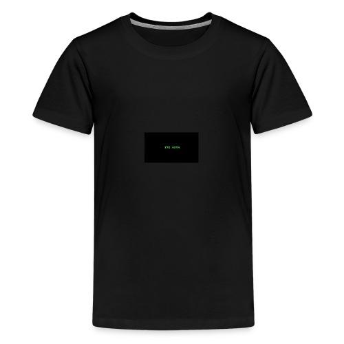 Itz Sxth - Teenage Premium T-Shirt
