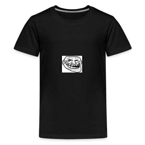 hqdefault troll - Teenager Premium T-shirt